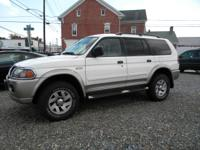 Options Included: N/AThis 2003 Mitsubishi Montero is