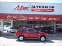 Options Included: N/AGet the Max vehicle for your