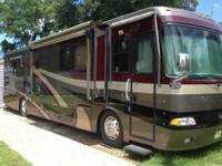 Diesel Pusher, 40ft., Trpl Slide Awesome RV. Deluxe