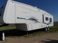 For Sale: 2003 Montana 3295RK 5th Wheel with 3 slides