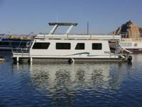 Have a 1/4 share on this Multi Owner Houseboat! It is