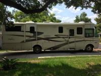 This 2003 National Dolphin RV is ready to make your
