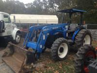 2003 New Holland Agriculture TN70 Decent condition but