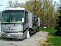 Model 4007 with slide-out rooms. Offered by the