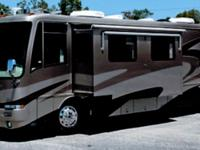 2003 Newmar Mountain Aire recreational vehicle Model