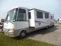 2003 Newmar Scottsdale Class A Motorhome. Only 40,345
