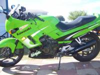 Description Make: Kawasaki Model: 250ex Mileage: 9,849