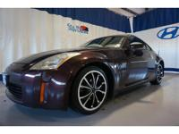SUPER SHARP 350Z!!! Get there in a hurry in this super