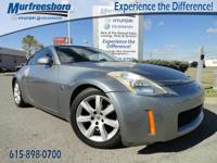2003 Nissan 350Z Performance CARFAX One-Owner. 26/20