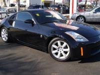 2003 NISSAN 350Z @@ HOT CAR @@ EAST COUNTY PRE-OWNED
