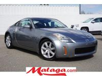 2003 Nissan 350Z Enthusiast in Chrome Silver Metallic