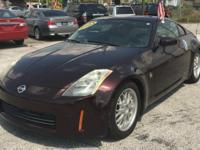 2003 Nissan 350Z Track   Price: $11,995