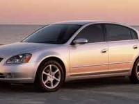 Looking for a clean, well-cared for 2003 Nissan Altima?