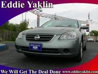 2003 Nissan Altima 4dr Car S Our Location is: Eddie