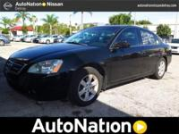 2003 Nissan Altima Our Location is: AutoNation Nissan
