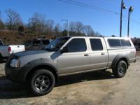 Options Included: Crew Cab, Off Road Package, 4 Wheel
