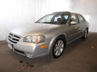 Options Included: Automatic W/Overdrive Transmission,
