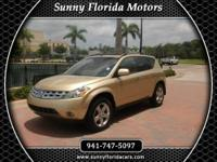 2003 Nissan Murano 4 Door SE Our Location is: Sunny