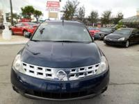 2003 NISSAN MURANO,ONE OWNER CLEAN CAR FAX FULLY