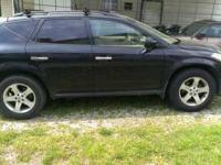 2003 Nissan Murano SL SUV Runs smooth Needs new struts
