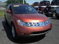 JUST TRADED IN! This 2003 Nissan Murano is currently