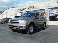 Here's a great deal on a 2003 Nissan Pathfinder! A