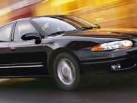 Options:  Front Wheel Drive| Aluminum Wheels| Power