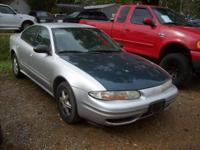 Fresh In On Trade Is This Great Running Olds Alero