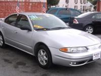 Simply got this Very great 2003 oldsmobile alero 4 door