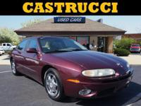 Recent Arrival!  Clean CARFAX.  Bordeaux Red 2003