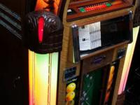 2003 OLHAUSEN The Best in Billiards Juke Box Limited