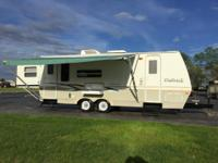 2003 OUTBACK BY KEYSTONE RV 26FT 2 SLIDES VERY CLEAN