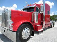 2003 Peterbilt 379-$25150, 550HP cat single turbo,