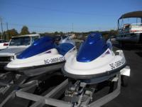 2003 POLARIS FREEDOM JET SKIS (2)  (2) 2003 POLARIS JET