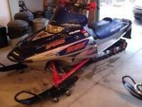 THE SNOW IS HERE!!! 2002 Polaris RMK 700 in excellent