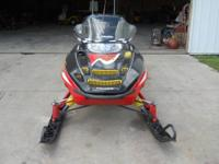 I have a 2003 Polaris xc 800 for sale it is in very