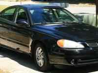 2003 Pontiac Grand Am Only 80xxx mi. (This car is my
