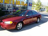 Options:  2003 Pontiac Grand Am Visit Adado Auto Sales