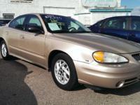 2003 Pontiac Grand AM Sedan: 3400 V6 engine automatic