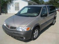 Exterior Color: brown, Body: Minivan, Engine: 3.4L V6