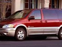 Look at this 2003 Pontiac Montana . Its Automatic