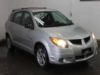 Options Included: N/A2003 PONTIAC Vibe 4dr HB GT Please