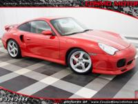 2003 PORSCHE 911 TURBO $136K MSRP!! 996 X50 TURBO POWER