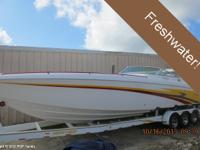 Outstanding condition 2003 Powerquest Avenger 380, 38