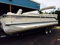 "ONE OWNER 2003 PREMIER 250 ESCAPADE 36"" PTX TRI-TOON"