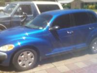 2003 pt cruiser no motor or transmission been wreaked