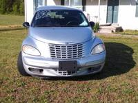 2003 PT Cruiser Touring Edition - Automatic. I bought