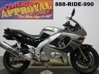 2003 Yamaha R6 600RR for sale only $2,999! Sharp bike