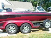 2003 Ranger Reata fish and Ski with Mercury 225