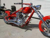 2003 Redneck LowLife in Excellent Condition- - Red